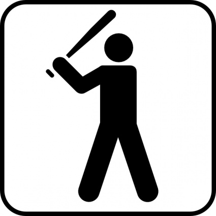 baseball font with tail
