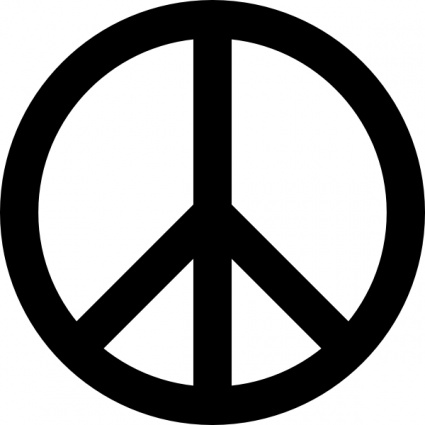 free download of peace sign clip art vector graphic vector me rh vector me peace sign clipart black and white peace sign clip art images
