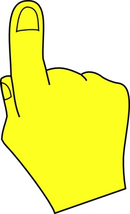 Add to Web Blog Forum Download  41 6 KB  Add to FavoritesCartoon Hand Pointing Up