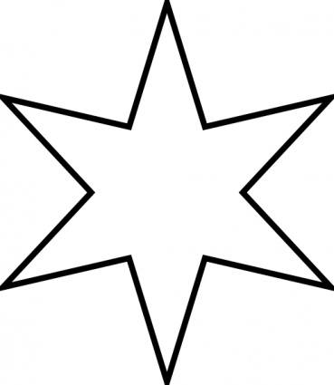 outline star white stars estrella six hollow hexa vector free rh vector me Gold Star Clip Art Royalty Preschool Graduation Clip Art Borders