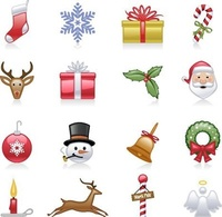 Holiday & Seasonal,Icons