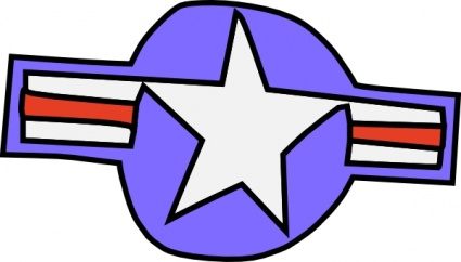 free download of red blue star white cartoon navy us vector graphic rh vector me