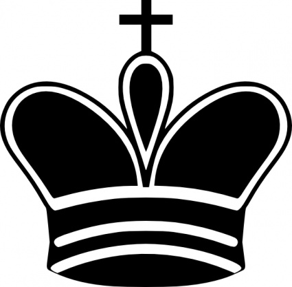 Free download of Chess King Piece clip art Vector Graphic ...