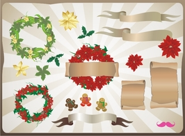Holiday & Seasonal,Ornaments,Human,Banners,Flowers & Trees,Icons,Signs & Symbols