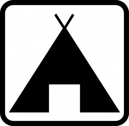 Dossier Cartella Cartoon Free Directory Restaurant File Pictogram Camping Tent Camp Geant Pictogramme Pictogramm Vector Images