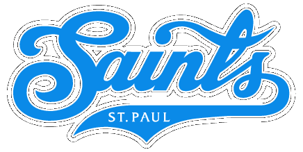 free download of saint paul saints vector logo vector me rh vector me all saints logo vector new orleans saints logo vector