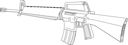weapons of fogo Colouring Pages