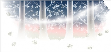 Winter Holiday Banners W Hotel Banners