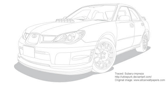 free vector racing car without color vector  free vector