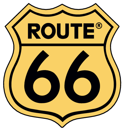 Free Download Of Route 66 Vector Logo Vector