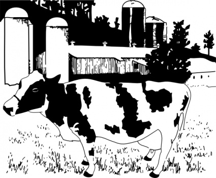 Watch more like Dairy Barn Clip Art