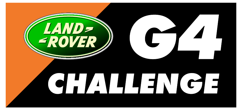 Free download of G4 Challenge Land Rover Vector Logo ...
