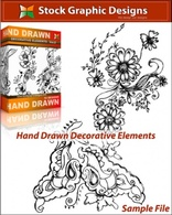 Human,Ornaments,Elements,Flourishes & Swirls