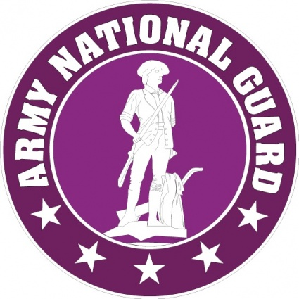 US army national guard logo logo in vector format .ai ...