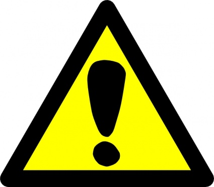 Attention clip art vector, free vector images - Vector.me