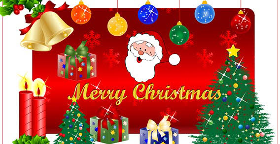 Christmas Tree Images Free Download.Free Download Of Christmas Tree Gift Pack Vector Graphic