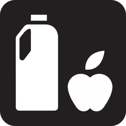 Free Download Of Sign Black Apple Food Map Symbols Road Hotel Milk