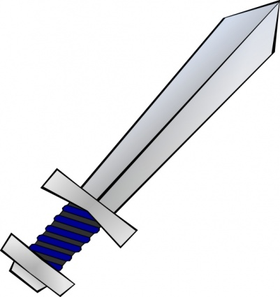 Sword realistic. Free download of clip