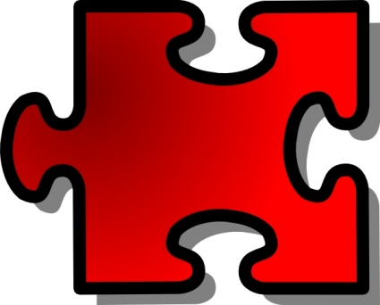 Free Download Of Jigsaw Puzzle Piece Clip Art Vector Graphic