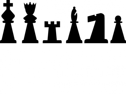 King And Queen Chess Piece Tattoo Black,chess,piece