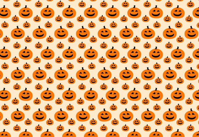 Free Halloween pattern vector, free vector graphics - Vector.me
