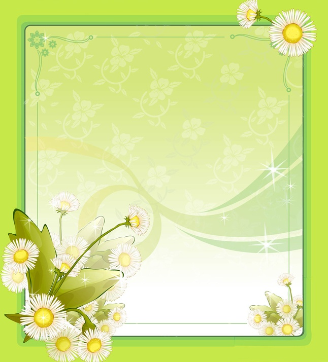 Free download of Spring Flower Frame Vector Graphic - Vector.me