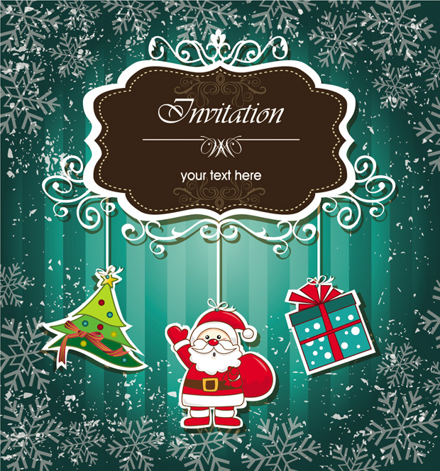 Free download of christmas invitations vector design vector graphic free download of christmas invitations vector design vector graphic vector stopboris Images