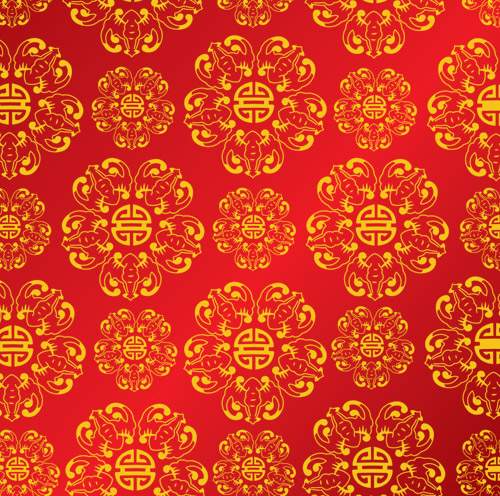 Free Download Of Chinese Pattern Vector Graphics And Illustrations