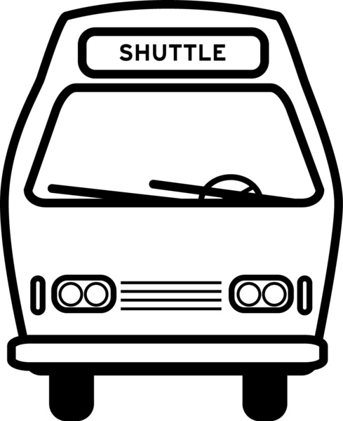 free download of shuttle bus icon vector vector graphic black white bus clip art black white bus clip art