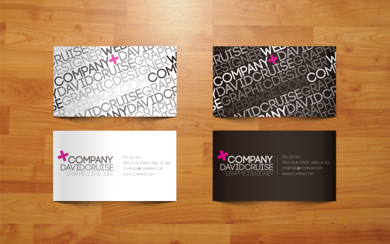 Free download of creative business cards vectors vector graphic businesstemplates reheart Image collections