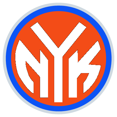 New York Knicks logo, free logos - Vector.me