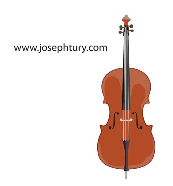 Free Download Of Cello Vector Graphic