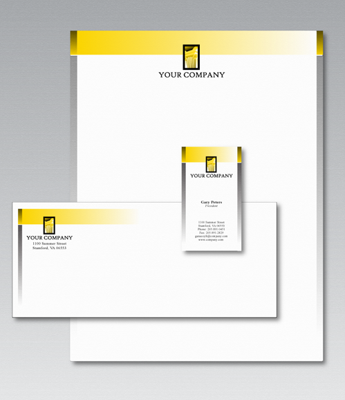 free download of free stationery design template vector graphic