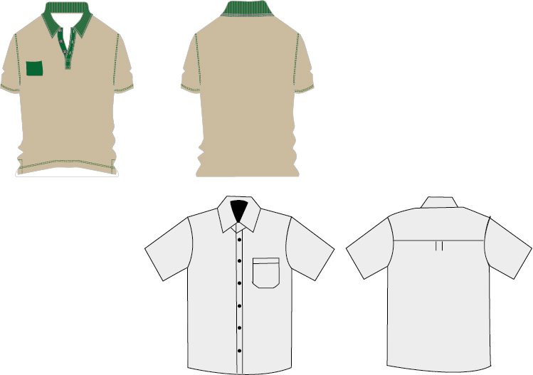 Free download of Shirt vector graphics and illustrations