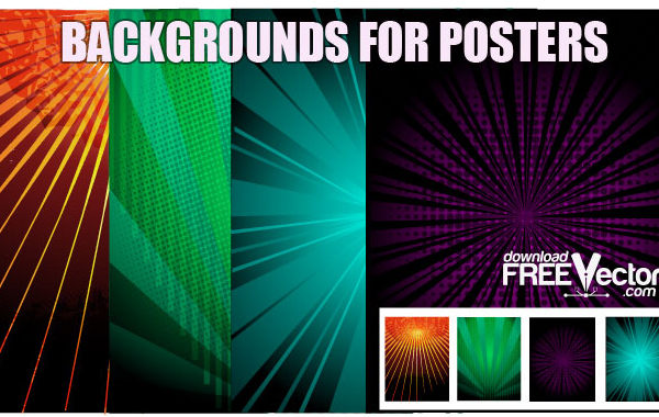 poster backgrounds free