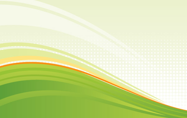 wavy green background vector - photo #10