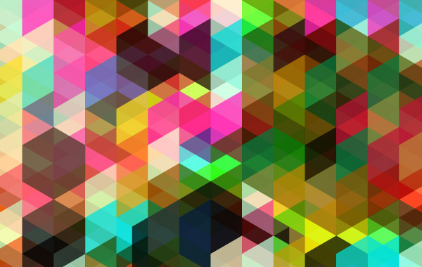 Colored Abstract Vector Art Free Images