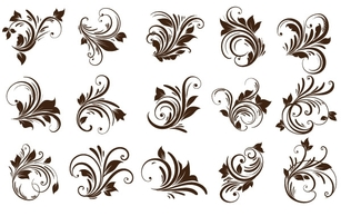 Backgrounds,Banners,Ornaments,Elements,Flourishes & Swirls,Flowers & Trees,Icons,Objects,Nature
