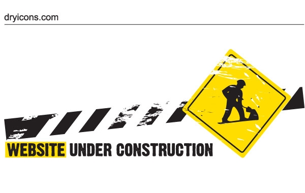 Website under construction vector, free vectors - Vector.me