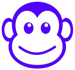 Free Download Of Draw Monkey Face Vector Graphics And Illustrations