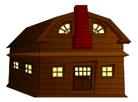 Small House Cartoon Buildingsholiday U0026 Seasonalcartoon L