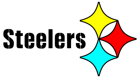 free download of pittsburgh steelers vector logos rh vector me steelers football logo images steelers logo images free