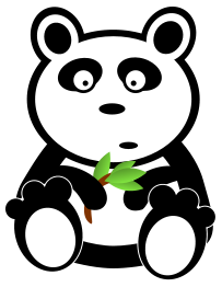 free download of panda vector graphics and illustrations rh vector me panda vector png panda vector png