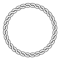 Rope border circle additionally Index701 moreover 4xoblong 2m likewise Rigging Small Sailboats 5 further  on file two braid