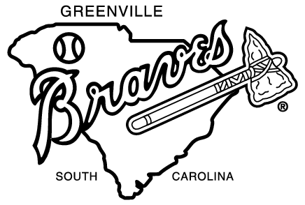 Free Download Of Greenville Braves Vector Logo