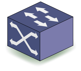 Image Gallery layer 3 switch icon