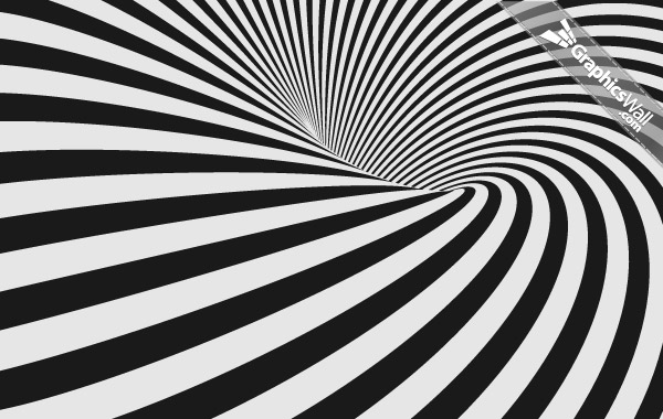 abstract spiral striped vector vector free vector images