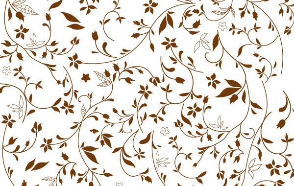 Free Download Of Free Floral Pattern Vector Graphic Vector Me