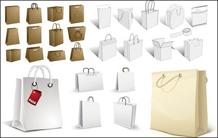 Free download of paper vector graphics and illustrations shopping bag paper bag kraft paper bag malvernweather Gallery