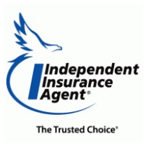 Independent Insurance Agent Logo Vector